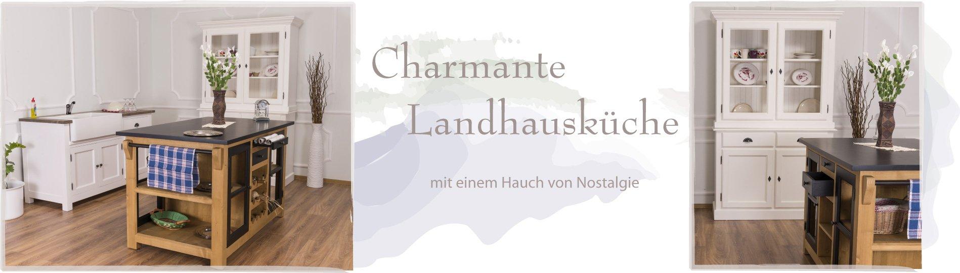 Wohnideen-Kueche_Charmante Landhauskueche