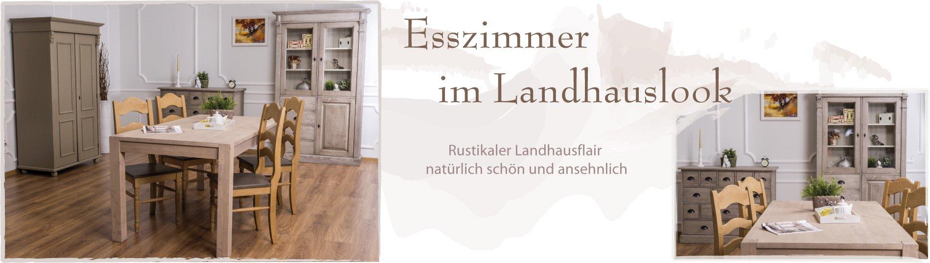 Wohnideen - Esszimmer - Esszimmer im Landhauslook
