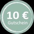 Newsletter abonnieren und 10€ Gutschein erhalten, ab einem Mindestbestellwert von 100€