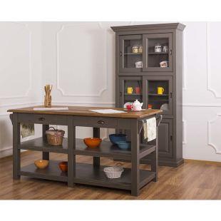 Küchenschrank sechs Schiebetüren multicolor - moebro.de – Ihr Onlines