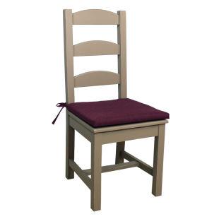 sitzkissen f r st hle b nke sitzpolster. Black Bedroom Furniture Sets. Home Design Ideas