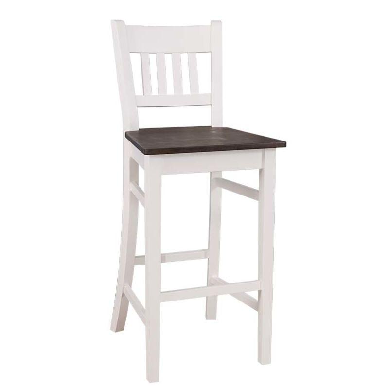 barstuhl mit lehne eichenplatte ihr onlineshop f r ma barstuhl mit lehne. Black Bedroom Furniture Sets. Home Design Ideas