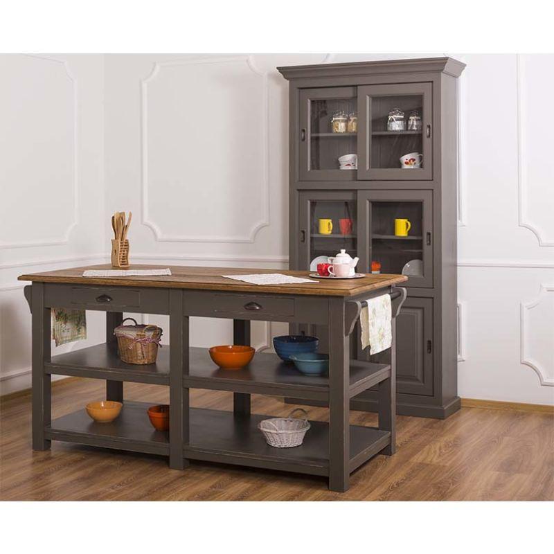 Küchenschrank sechs Schiebetüren - moebro.de – Ihr Onlineshop für mas