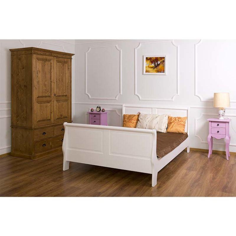 Beste Landhaus Bett Fotos Von Wohndesign Stil