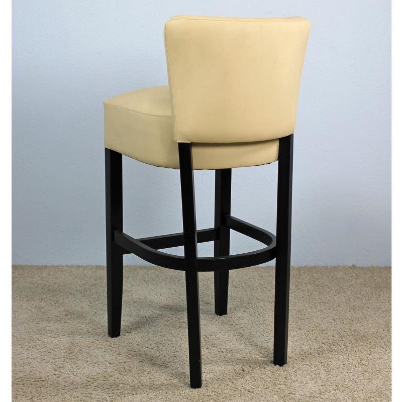 barhocker costanza mit niedriger r ckenlehne. Black Bedroom Furniture Sets. Home Design Ideas